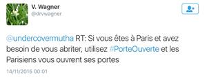 Twitter #PorteOuverte