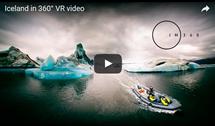 Vidéo 360° Islande