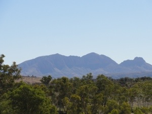 West MacDonnel Ranges en Australie